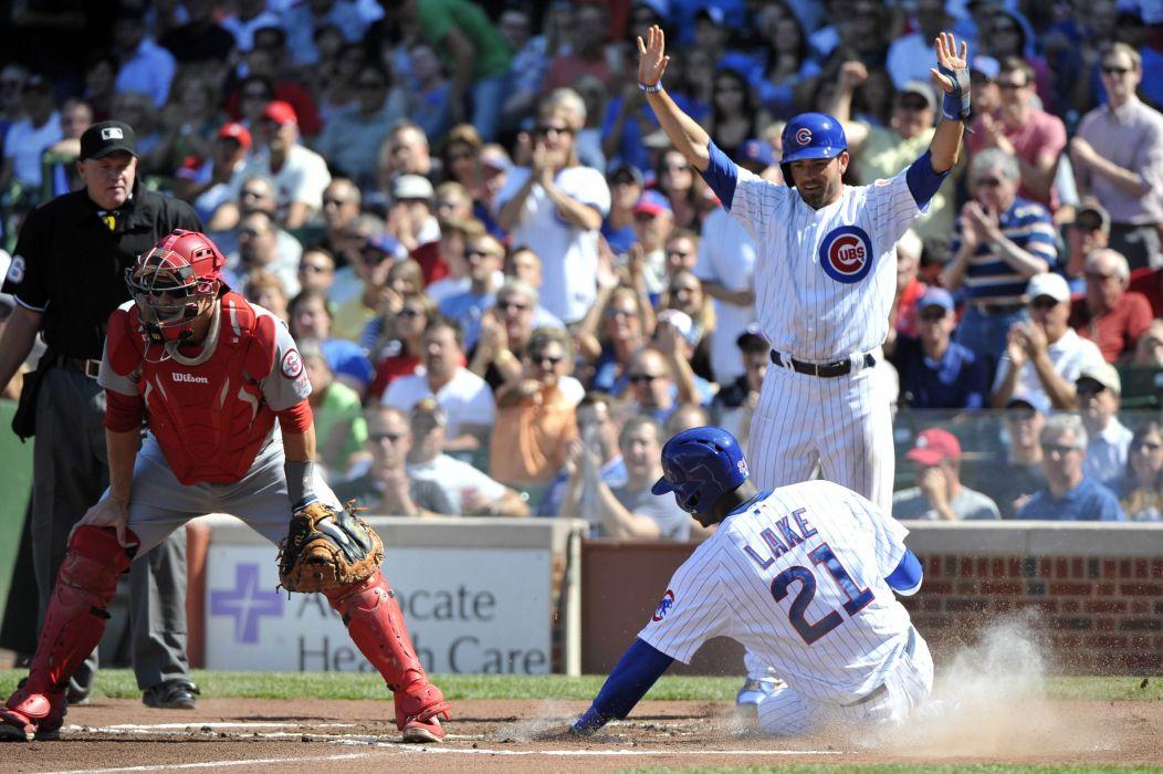 CHICAGO CUBS mlb baseball (32) wallpaper