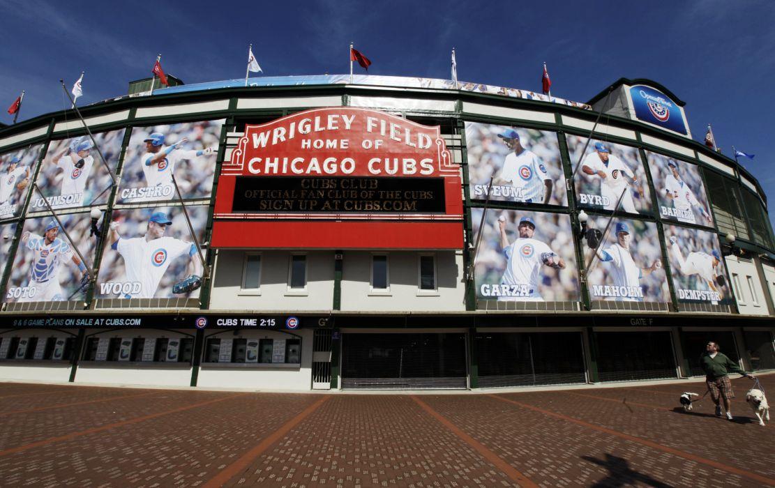 CHICAGO CUBS mlb baseball (46) wallpaper