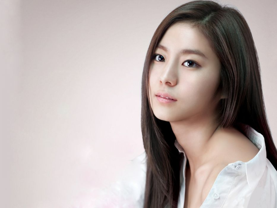 brunettes actress models Asians Korean wallpaper