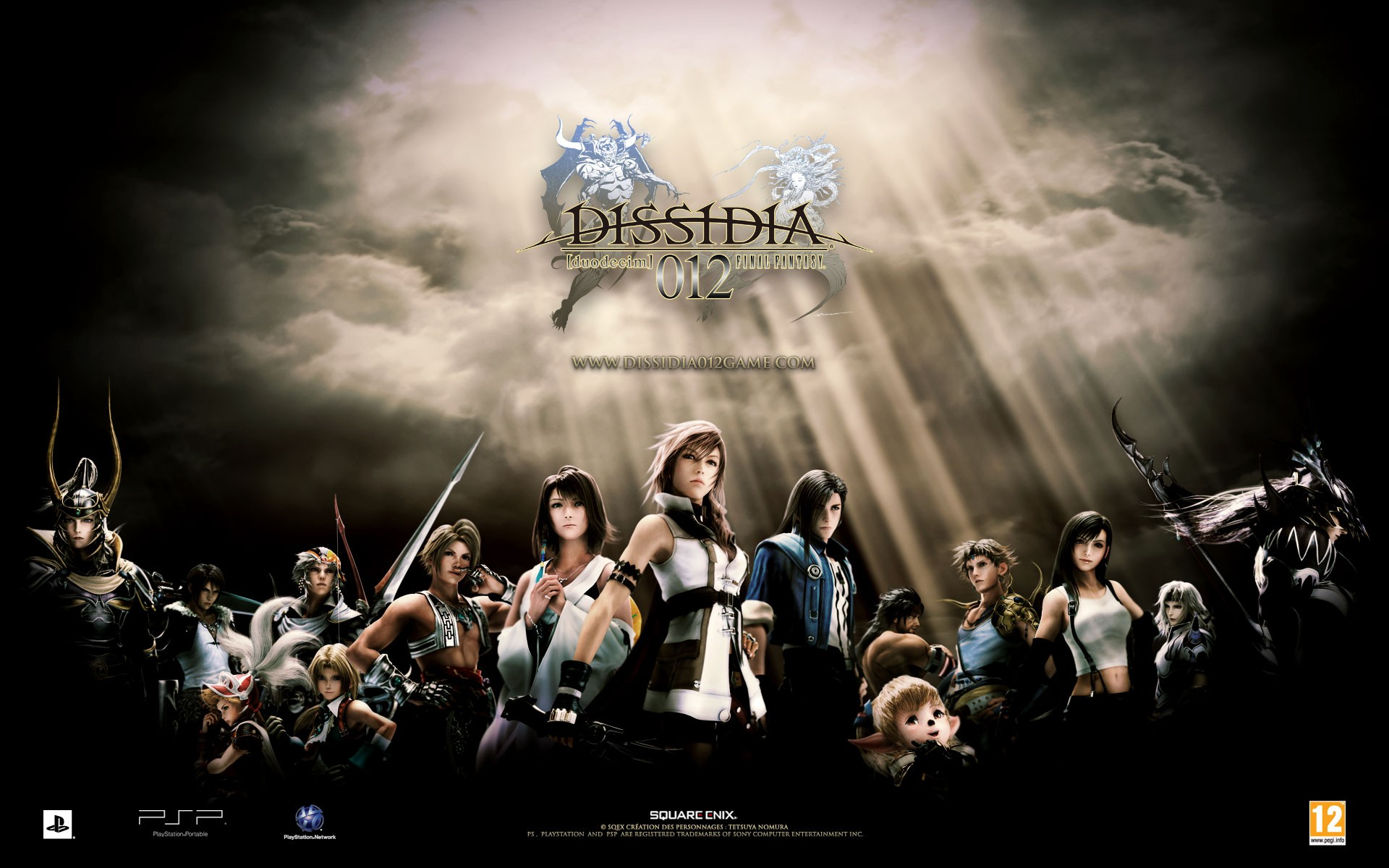 Yuna Tidus The Springs Final Fantasy Video Games