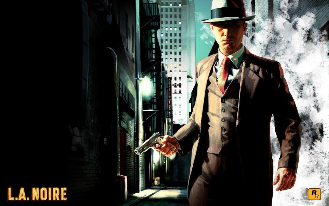 video games L_A Noire wallpaper