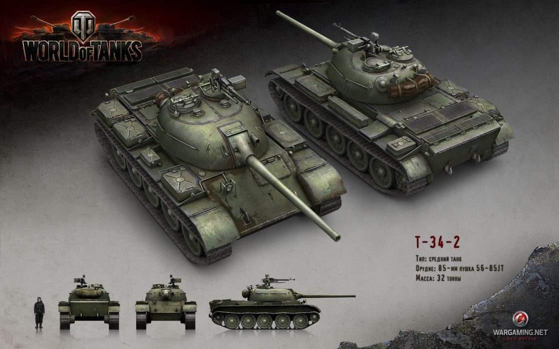 tanks World of Tanks renders wallpaper
