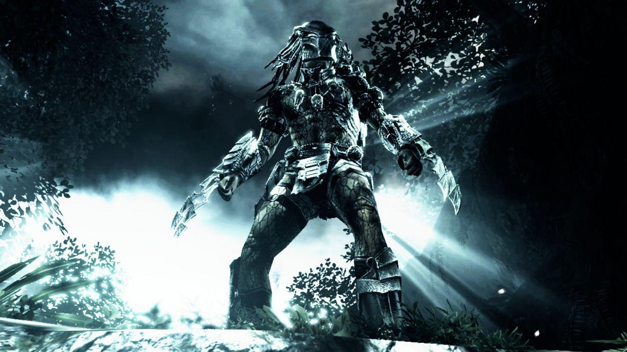 predator hunter wallpaper