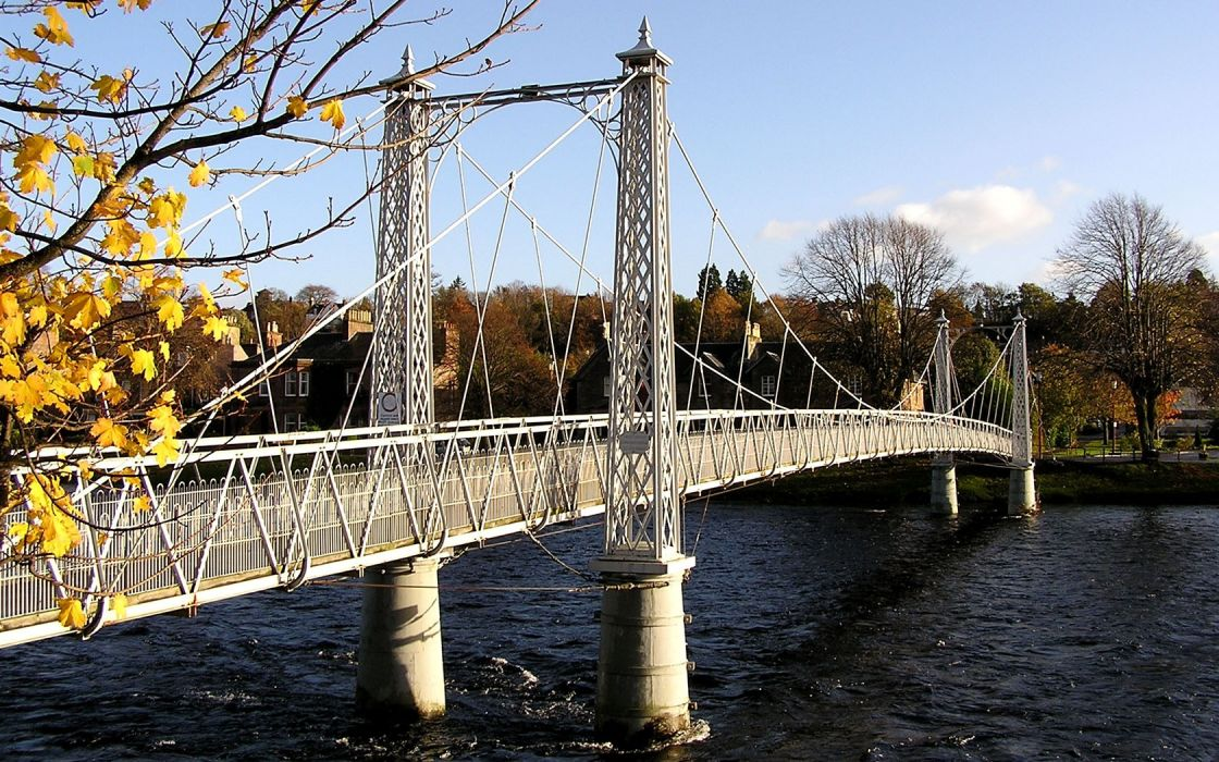 bridges Inverness wallpaper