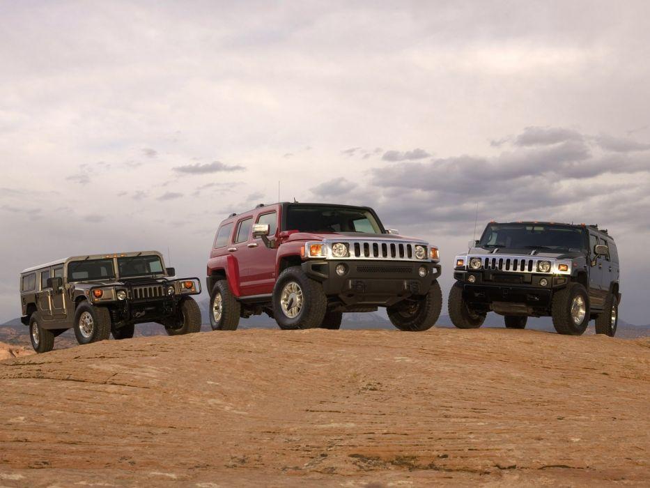 vehicles Hummer wallpaper