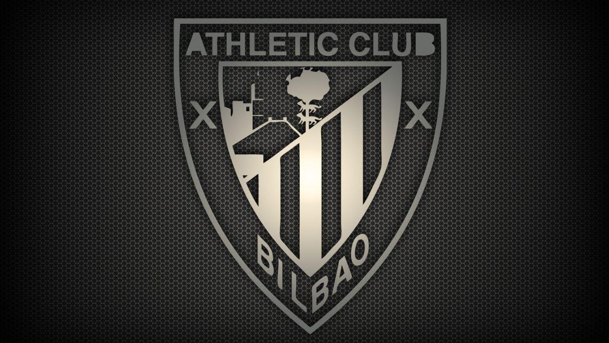 sports soccer logos football teams Football Logos Athletic Bilbao wallpaper
