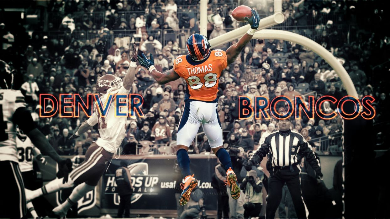 DENVER BRONCOS nfl football (1) wallpaper