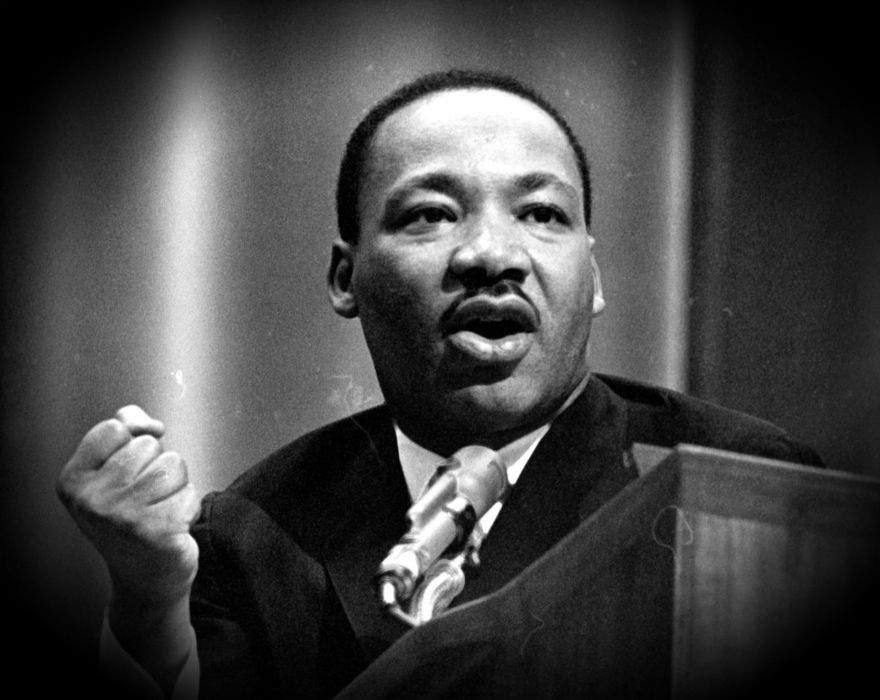 MARTIN LUTHER KING JR negro african american civil rights political poster (4) wallpaper