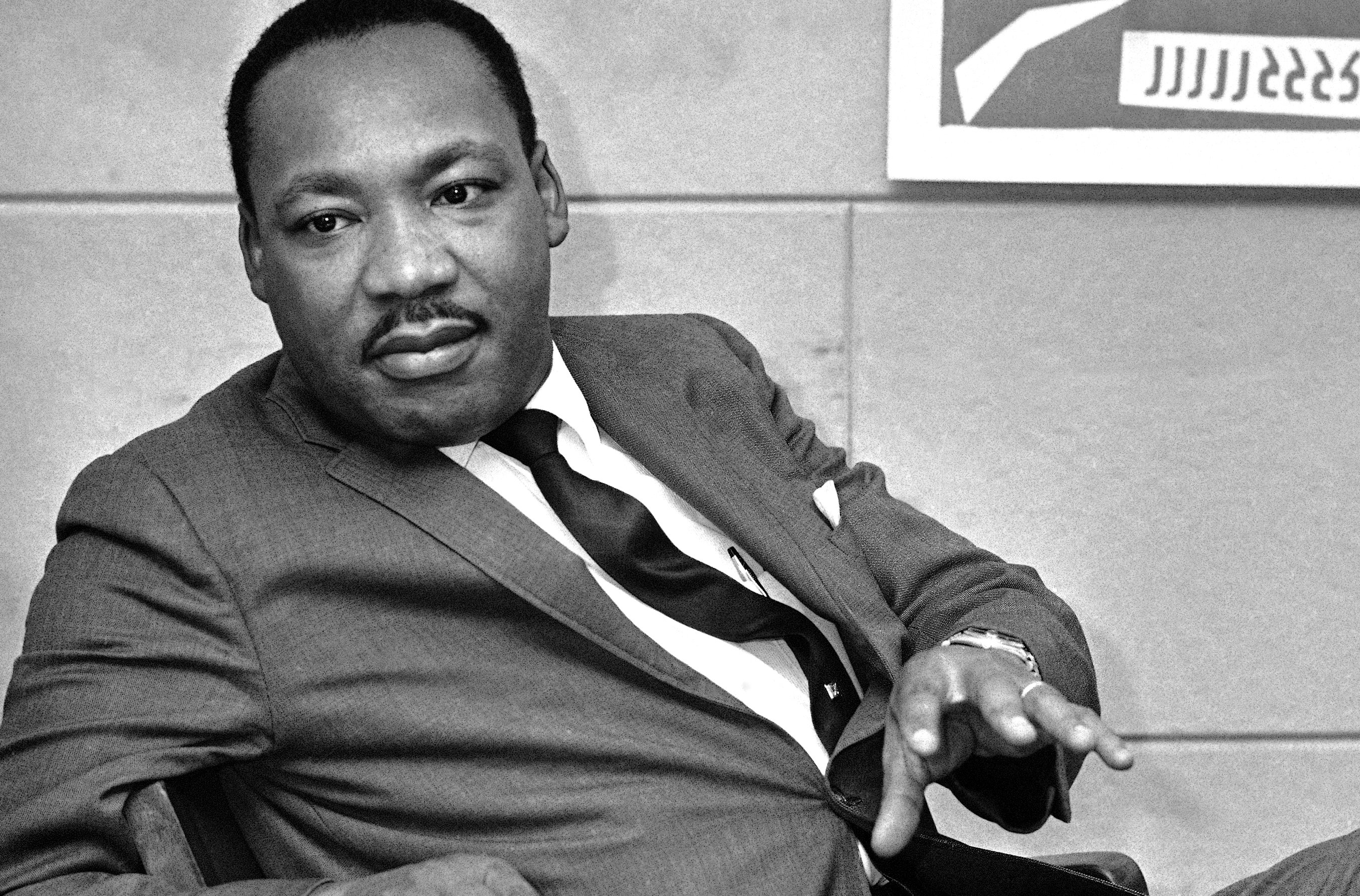 Martin Luther King Jr Negro African American Civil Rights Political