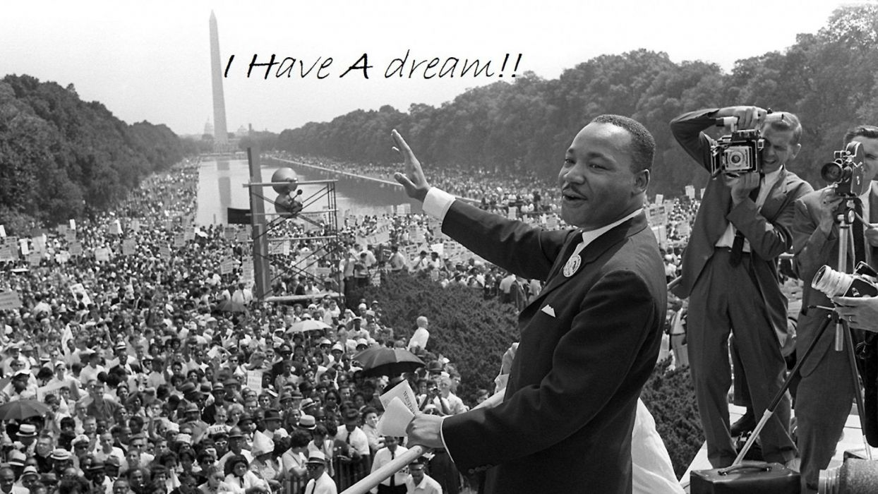 MARTIN LUTHER KING JR negro african american civil rights political poster (29) wallpaper