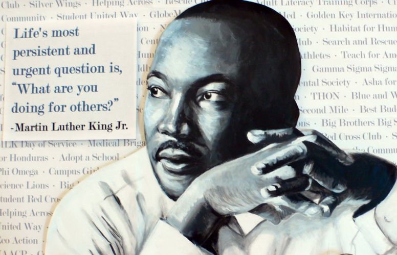 MARTIN LUTHER KING JR negro african american civil rights political poster (30) wallpaper