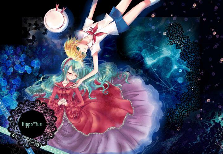 Mermaid Melody Pichi Pichi Pitch mood wallpaper
