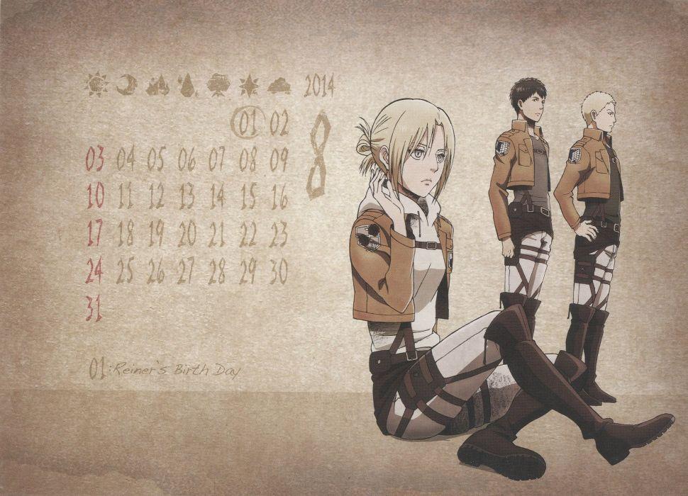 Shingeki no Kyojin  g wallpaper