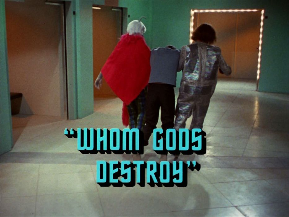 WHOM-GODS-DESTROY star trek sci-fi television whom gods destroy (100) wallpaper