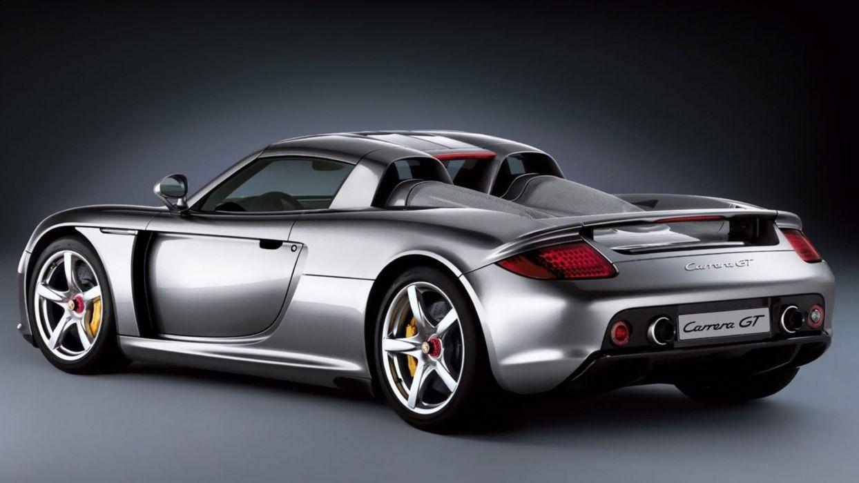 Porsche cars Porsche Carrera GT porsche carrera Carrera GT wallpaper