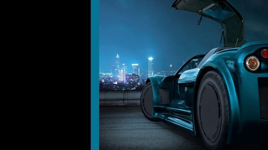 cars Gumpert Apollo speed sports car wallpaper