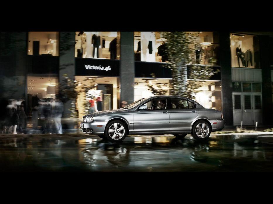 Jaguar drive cities wallpaper