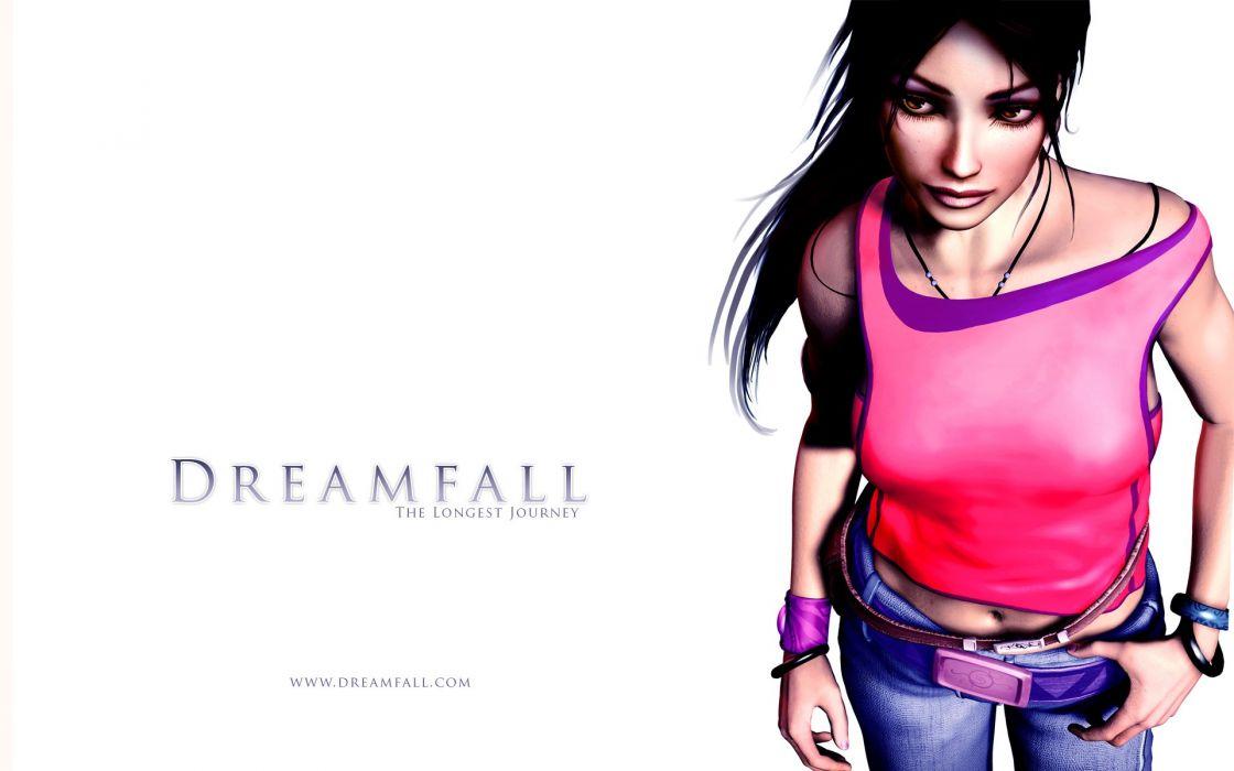 video games Dreamfall wallpaper