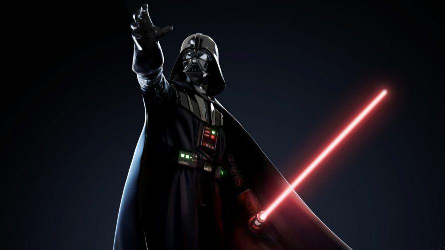 Star Wars lightsabers Darth Vader LucasArts wallpaper