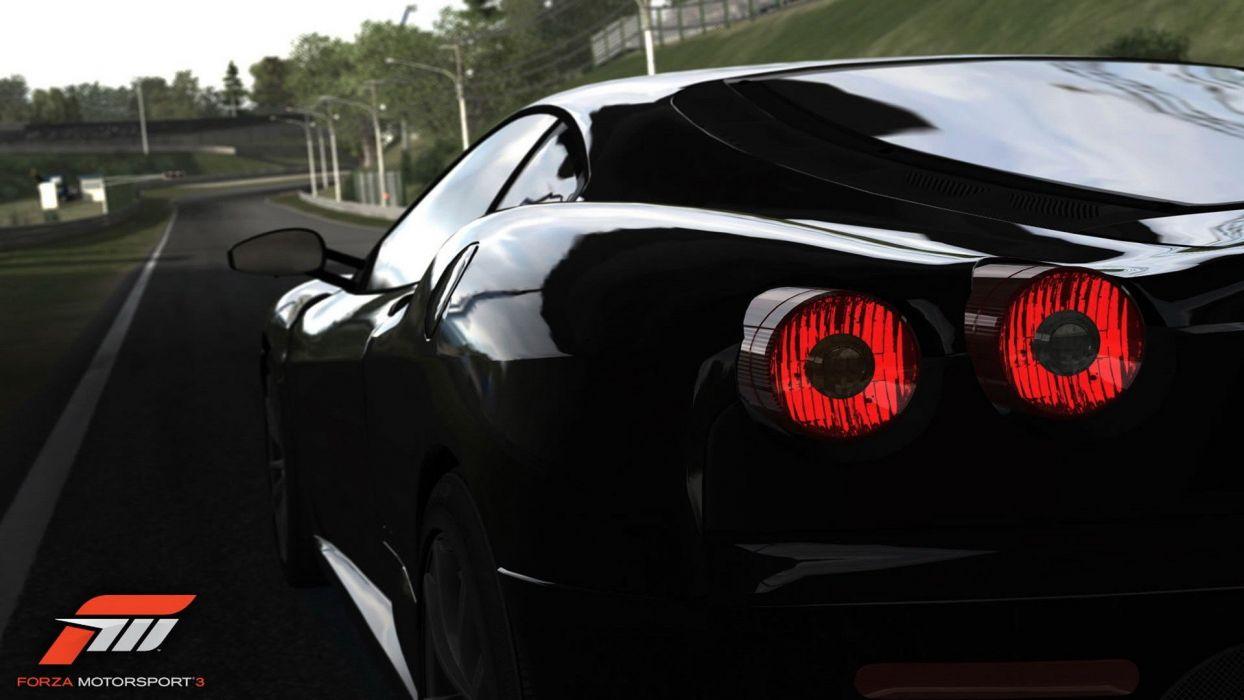 video games cars Xbox 360 Forza Motorsport 3 Ferrari F430 Scuderia wallpaper