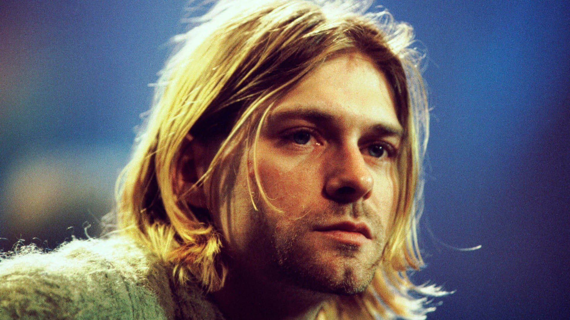 Nirvana Kurt Cobain Unplug Wallpaper