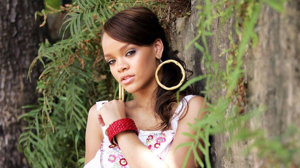 black people Rihanna wallpaper