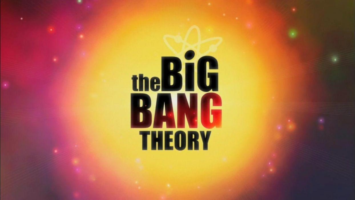 The Big Bang Theory (TV) serie wallpaper
