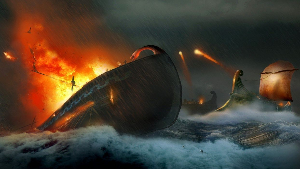 Age Of Conan video games fantasy art conan wallpaper