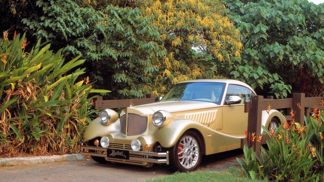vintage cars vehicles classic cars retro cars Bufori La Joya wallpaper