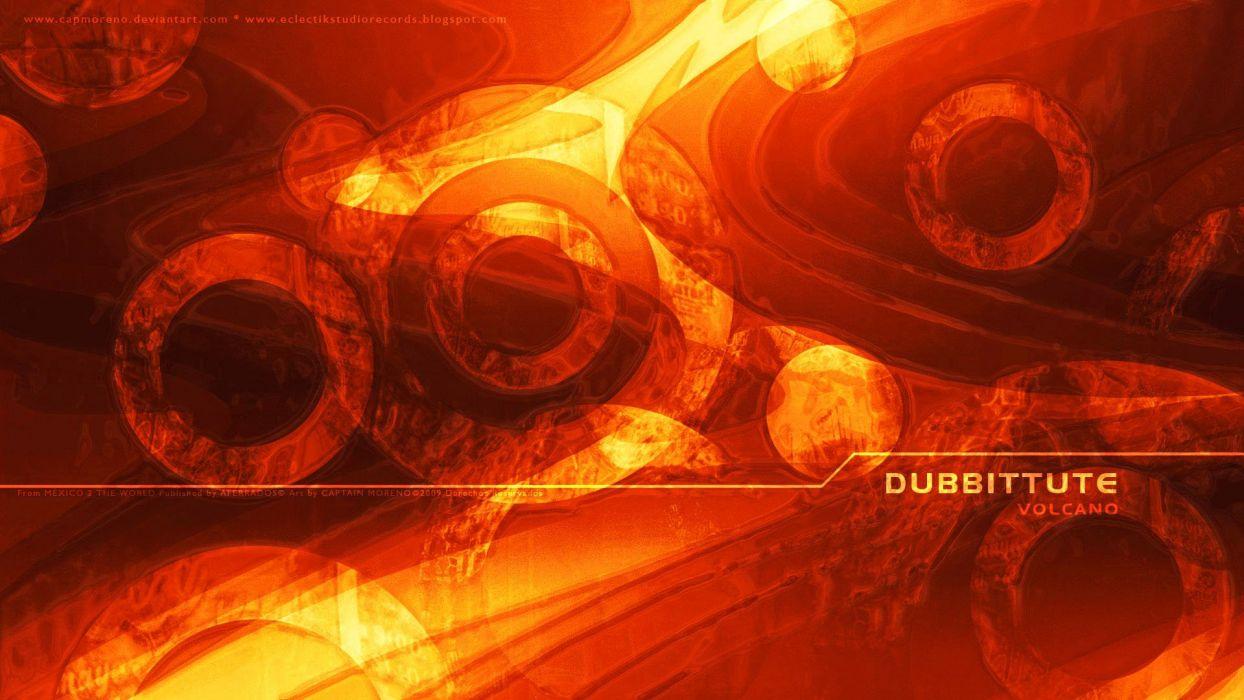abstract Ubuntu wallpaper