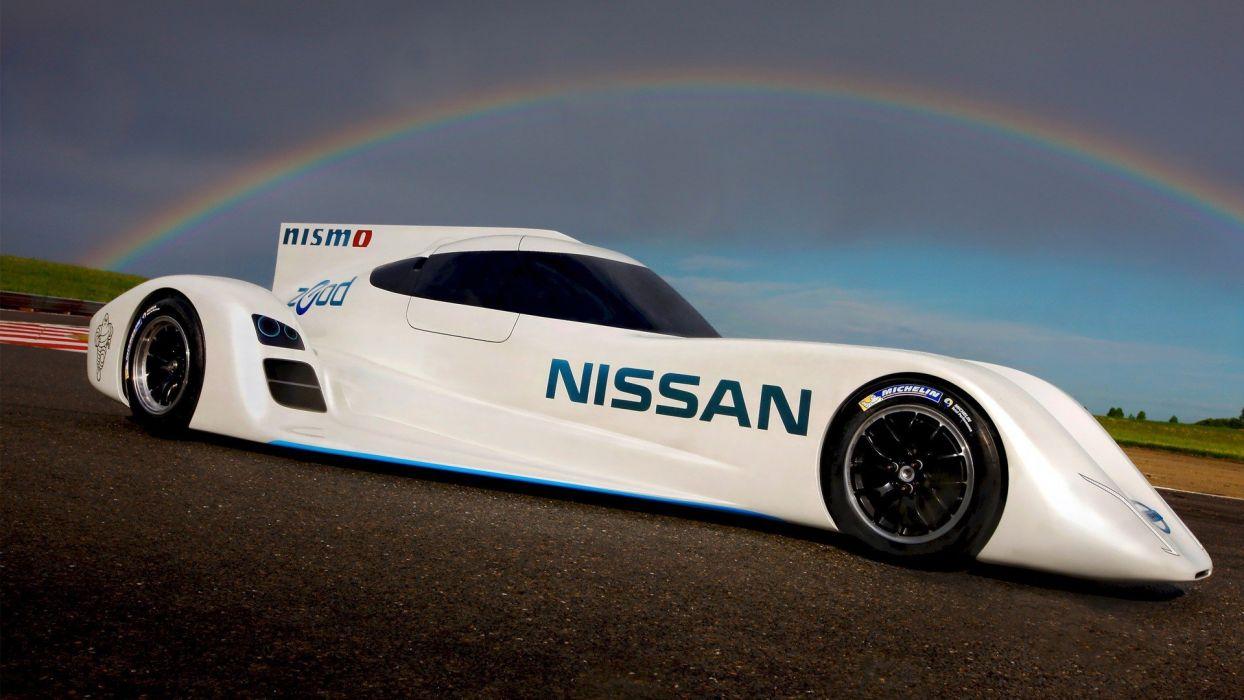 rainbows Nissan wallpaper