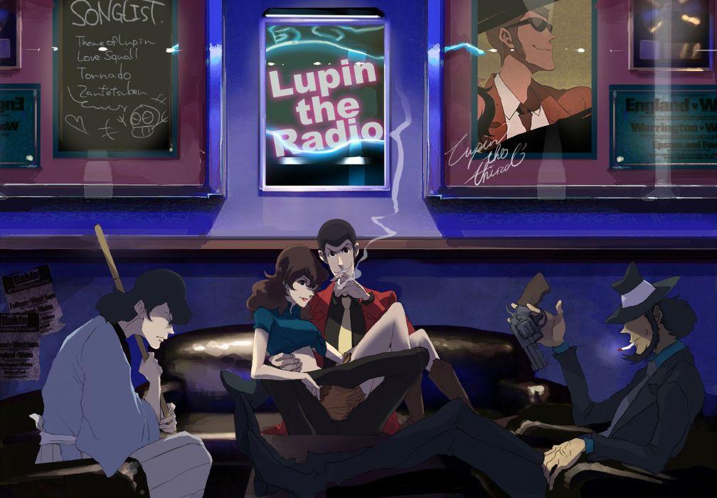 Lupin III wallpaper