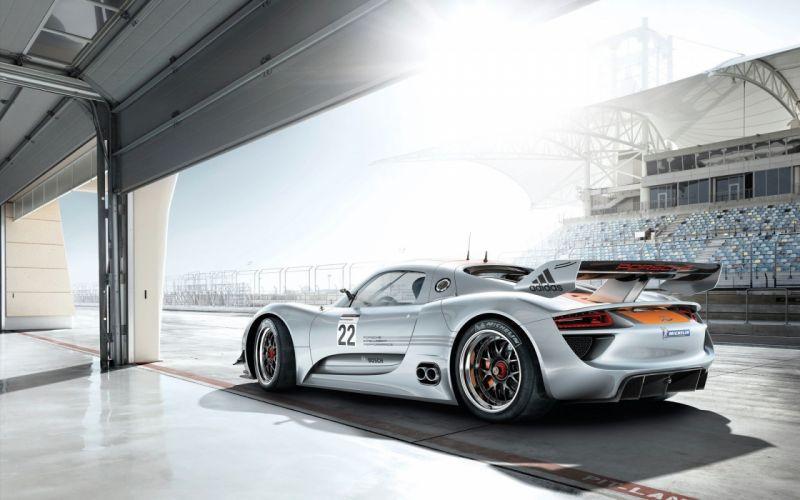 cars vehicles Porsche 918 prosche wallpaper