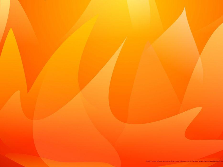 flames fire orange wallpaper