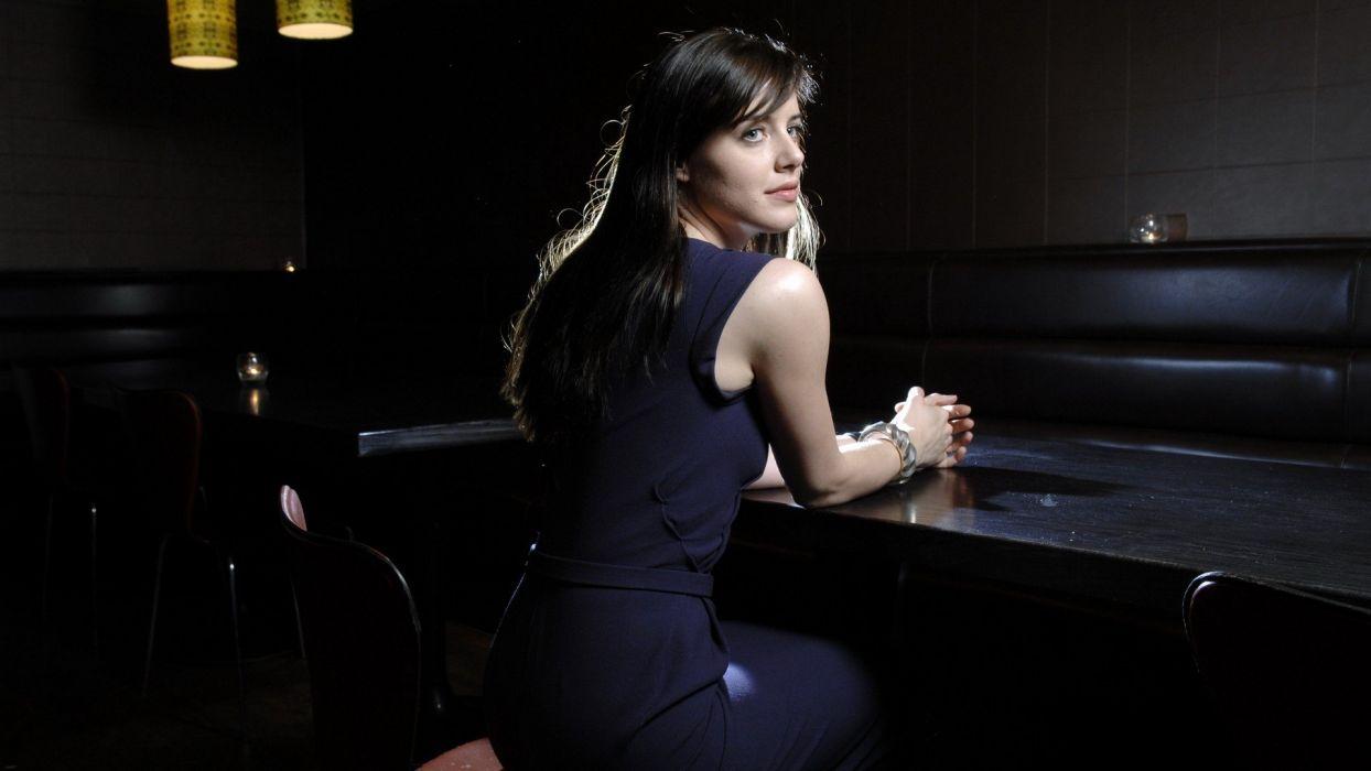 women Michelle Ryan models wallpaper