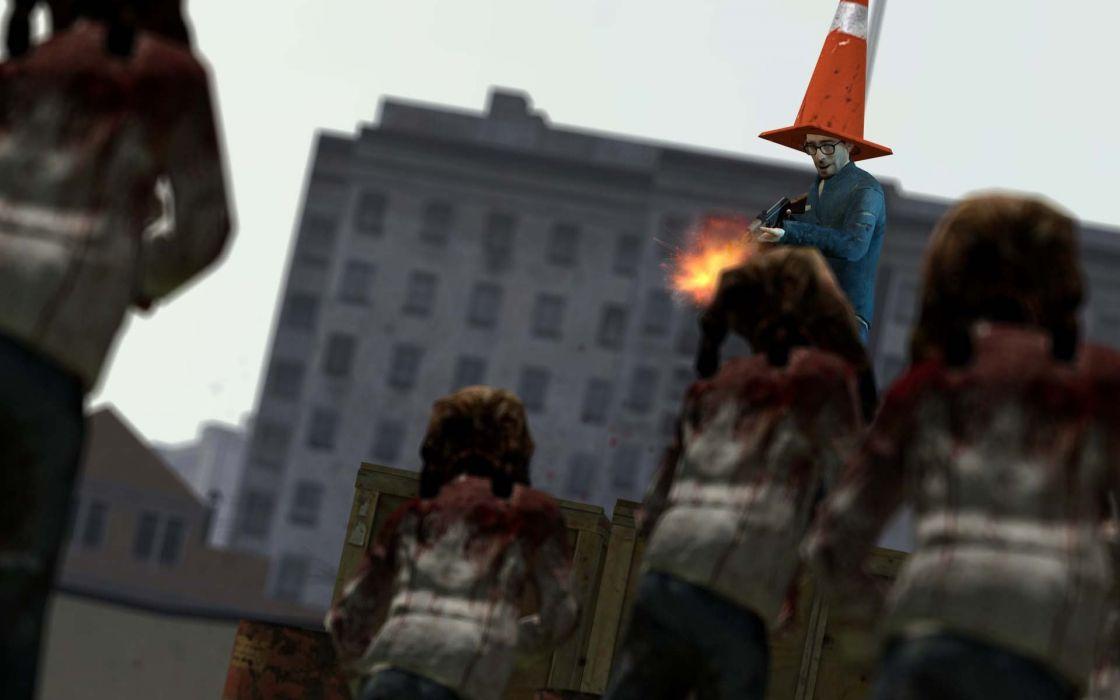 Valve Corporation garrys Half-Life 2 Garrys Mod wallpaper