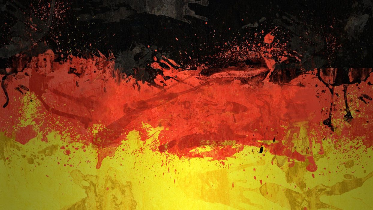 Germany flags wallpaper