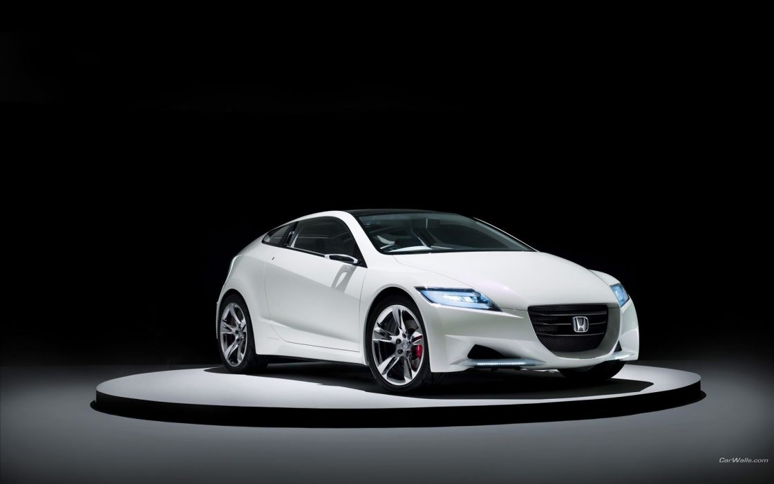 cars concept cars Honda CR-Z wallpaper