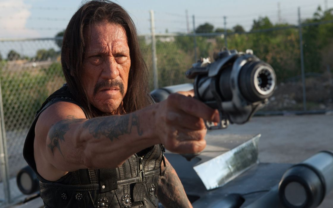 MACHETE KILLS action comedy crime weapon gun pistol   k wallpaper
