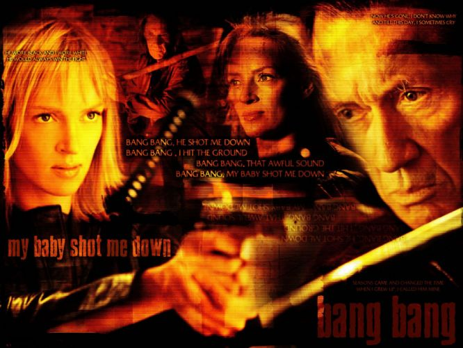 KILL BILL action crime martial arts poster warrior g wallpaper