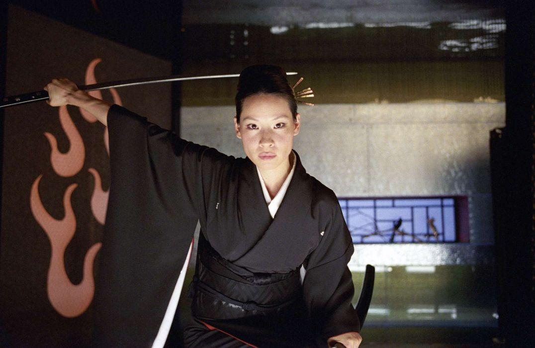 KILL BILL action crime martial arts warrior katana sword asian    d wallpaper