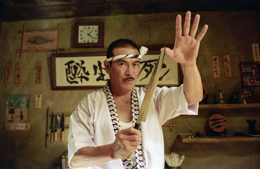 KILL BILL action crime martial arts warrior weapon knife asian    g wallpaper