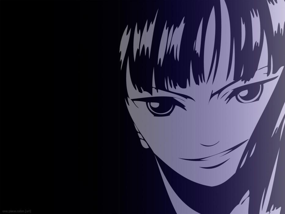 One Piece (anime) Nico Robin wallpaper