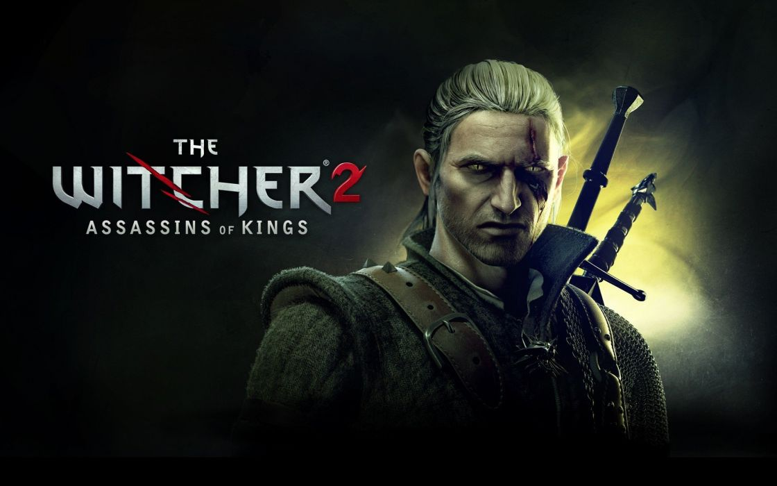 wall The Witcher Geralt of Rivia wallpaper