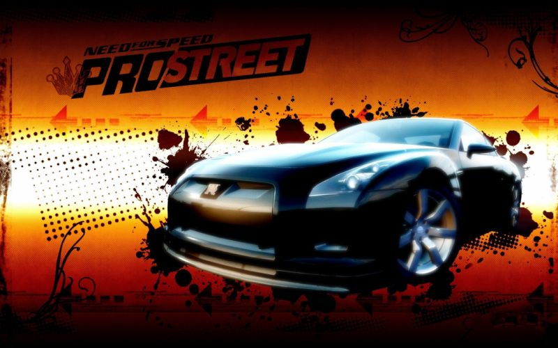 video games cars Need for Speed Prostreet Electronic Arts wallpaper