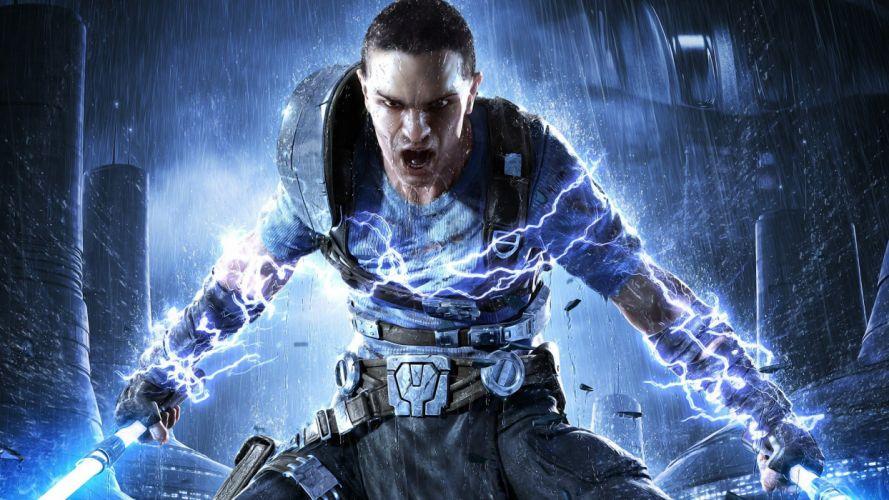 Star Wars video games Starkiller The Force Unleashed wallpaper