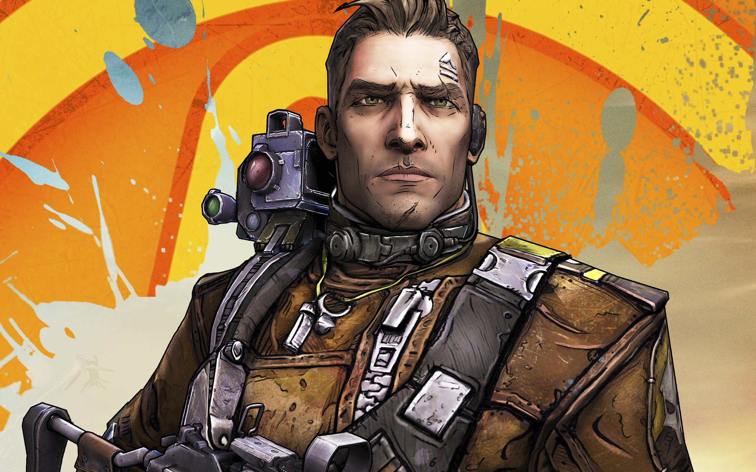 borderlands2 axton - photo #7