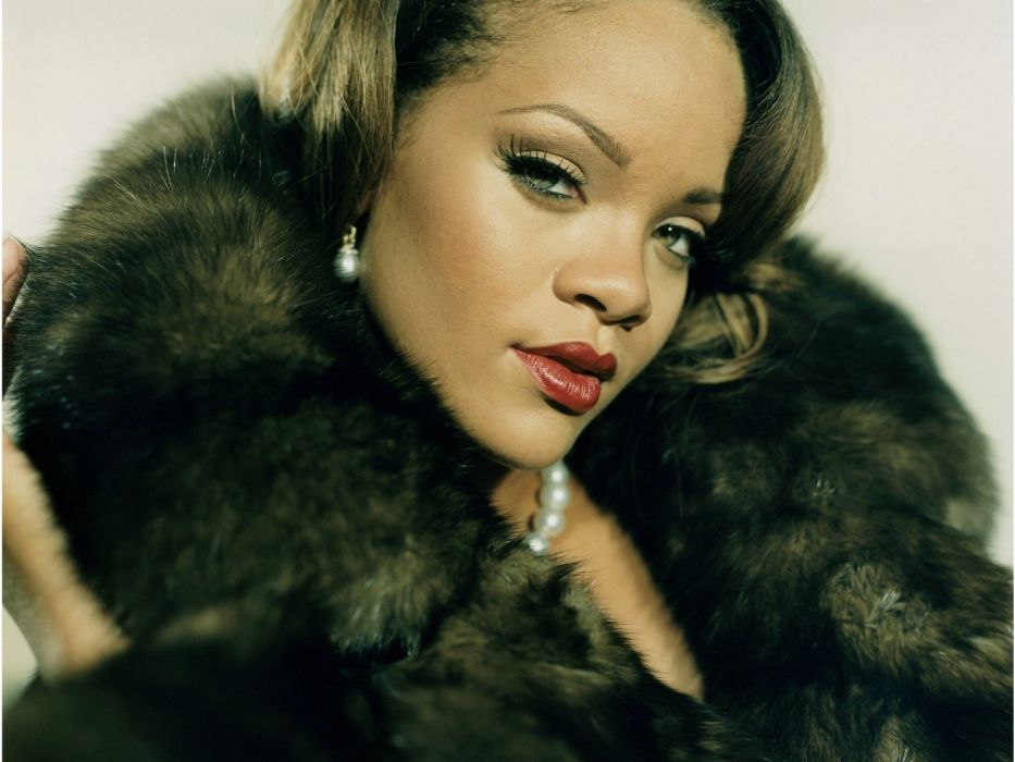 Rihanna celebrity singers wallpaper