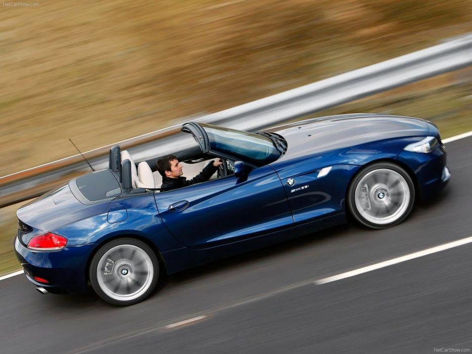 cars ride BMW Z4 wallpaper