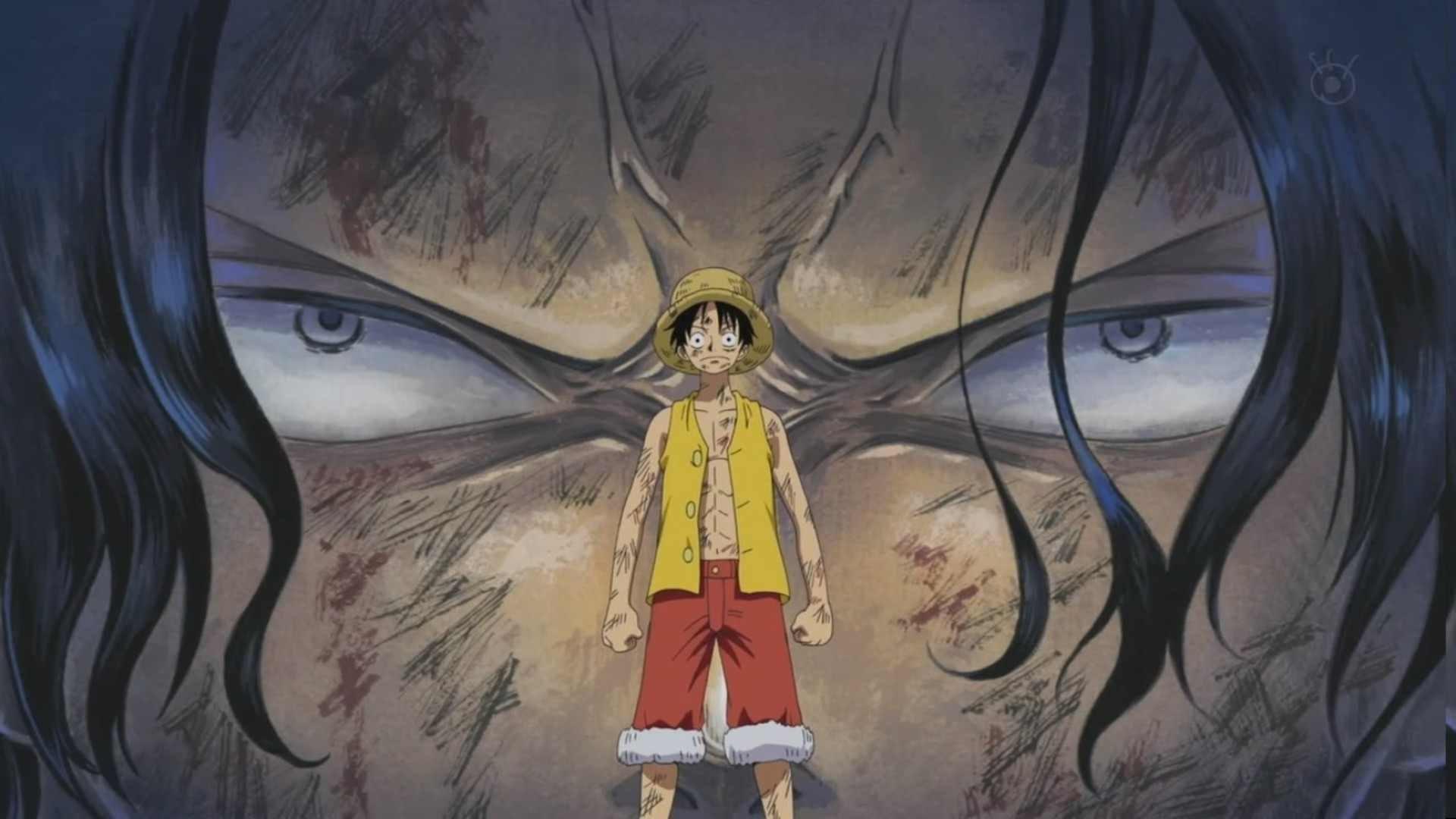 One Piece (anime) Ace Monkey D Luffy wallpaper | 1920x1080 | 235055 ...